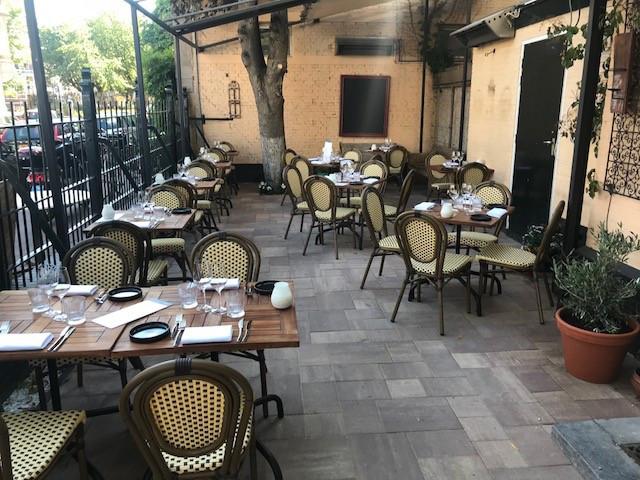 Terras Cafe Bistro Jules